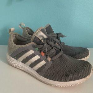 Gray Adidas
